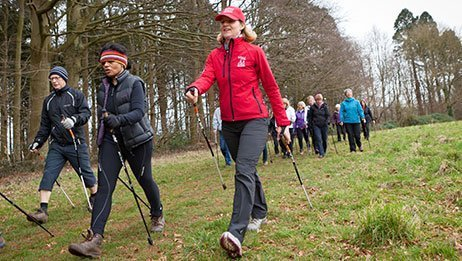 What are the benefits of Nordic Walking?