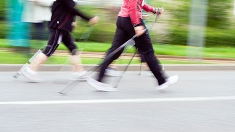 What is Nordic Walking?