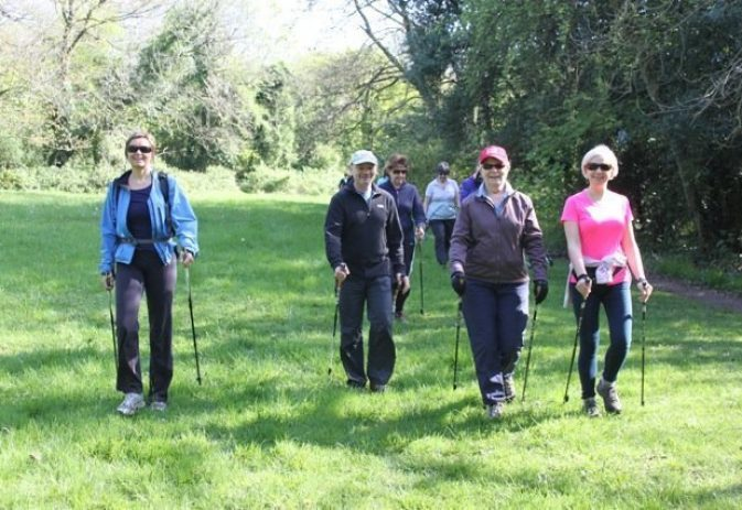 Why Nordic walking is the best exercise at any age