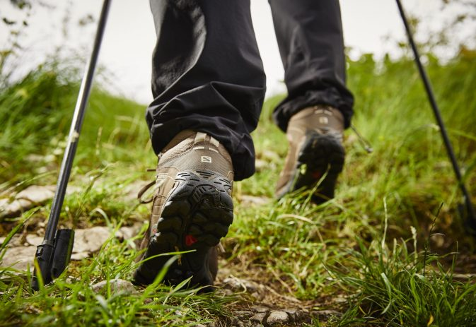 Best foot forward – what shoes to wear for Nordic walking