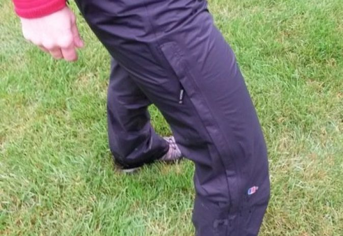 Need waterproof overtrousers? Here's three of the best