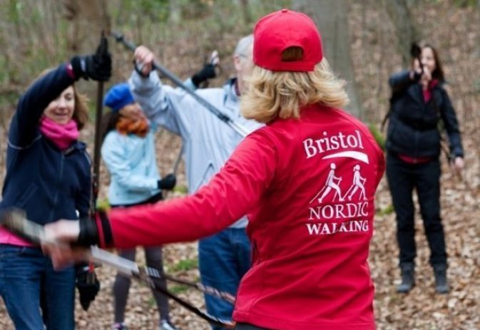 5 Reasons why Nordic walking reduces back pain