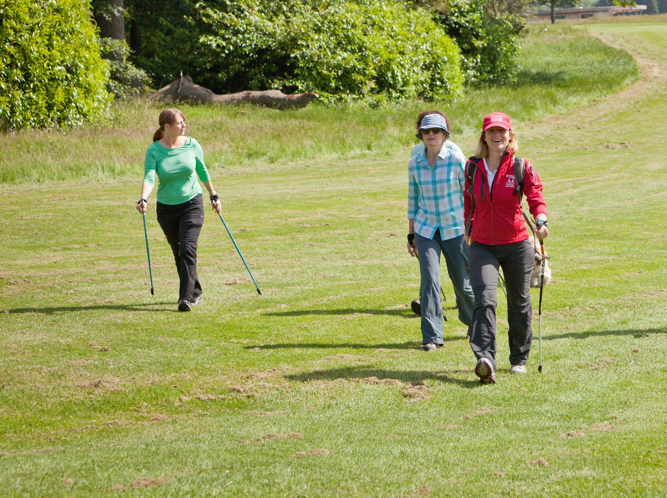 You are currently viewing Double planting or sore forearm when Nordic walking?  Here's what to do