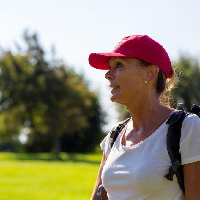 Patsy Warn Bristol Nordic Walking