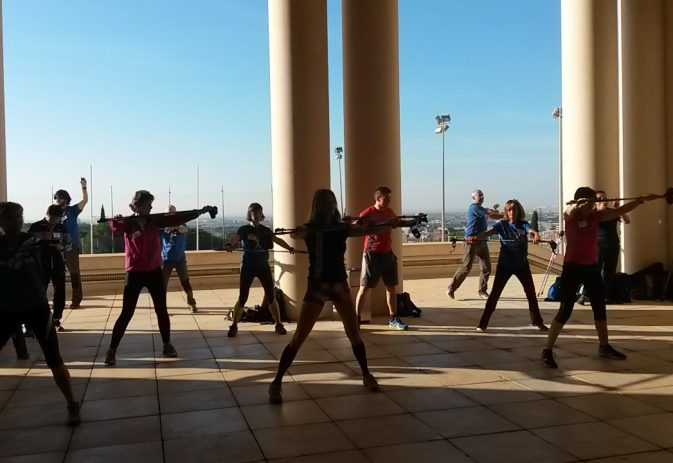 News from the 2015 International Nordic Walking Convention in Barcelona