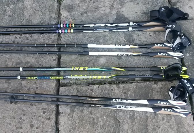Which is the right Nordic walking pole for you?