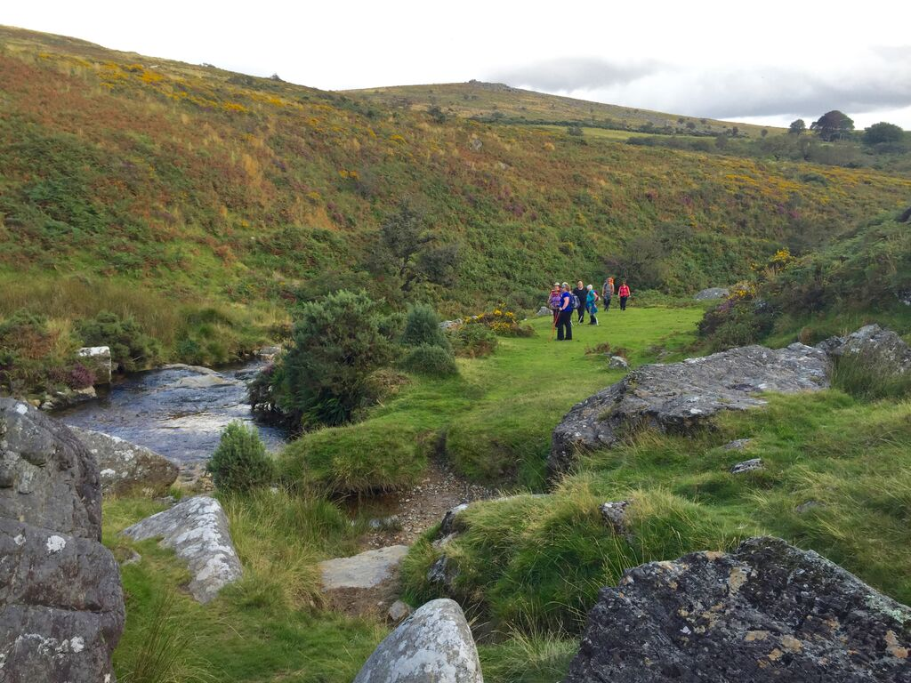 Walks in Dartmoor and the Cotswolds, Nordic walking festivals and Nordic skiing in Finland