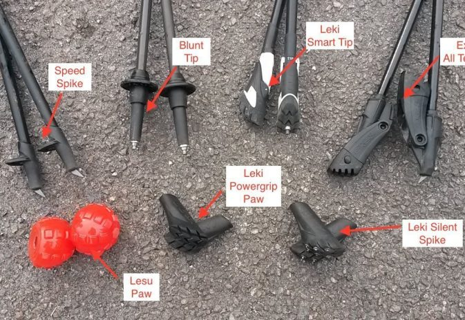 Nordic walking tips and paws – what's on the market and which is best?
