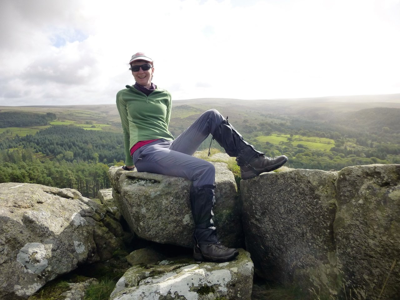 How to deal with squelchy feet and soggy bottoms plus some longer walks for you