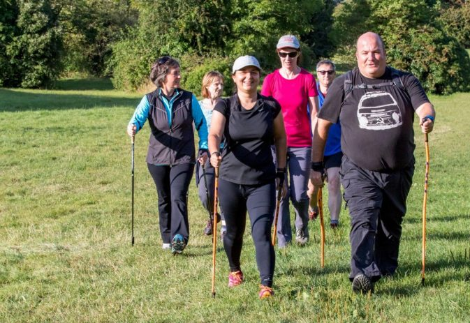 Welcome to Nordic walking