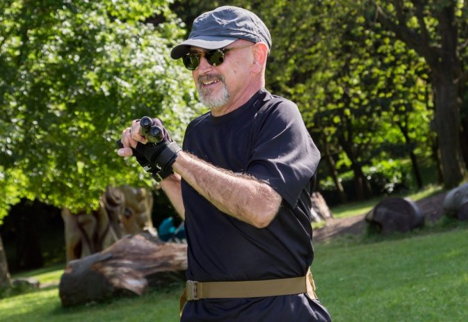Geof's asthma story and a few facts about red deer