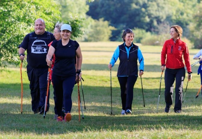 A Nordic walking beginner's guide, foraging recipes and a list of small things…