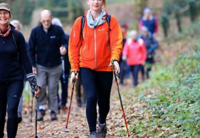 Why we must keep Nordic walking and a magnificent snow shoeing trip to the Pyrenees