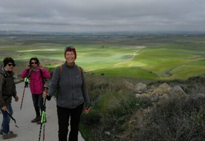 Travelling with your Nordic walking poles?  Read on