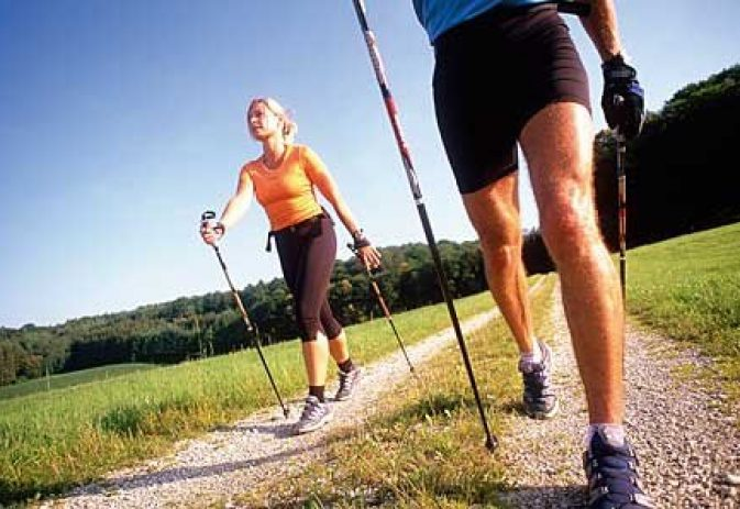 Aerobic fitness: it's not always about distance