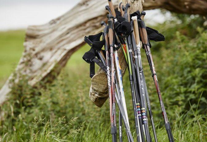 The best Nordic walking poles
