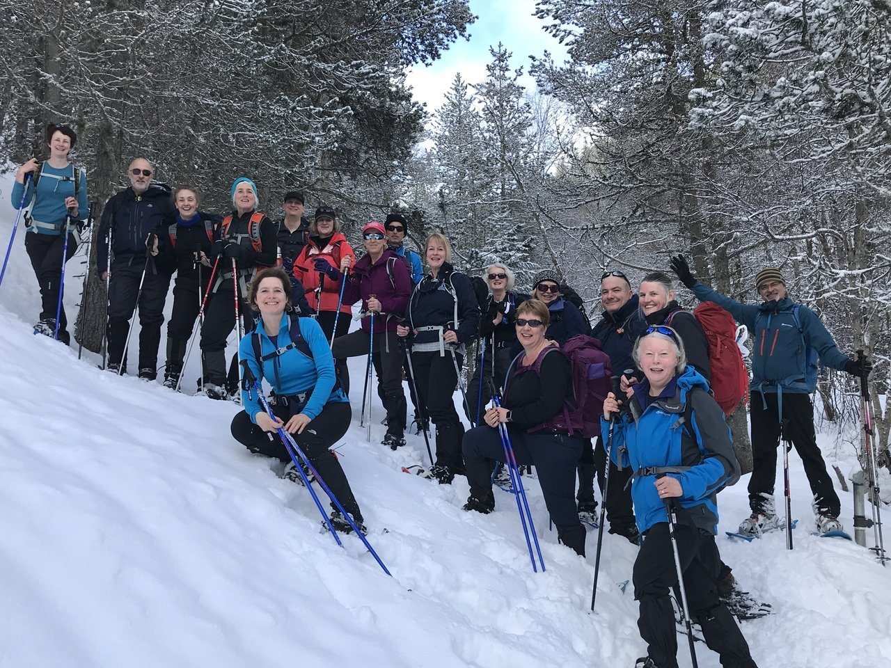 You are currently viewing Snowshoeing in the Pyrenees