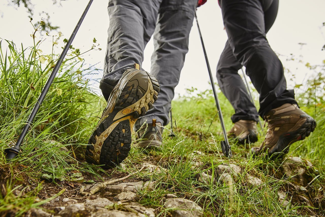 Foot problems and Nordic walking