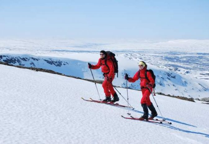 How to Nordic walk