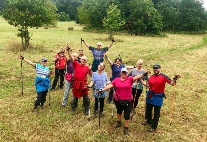 How to get even fitter through Nordic walking