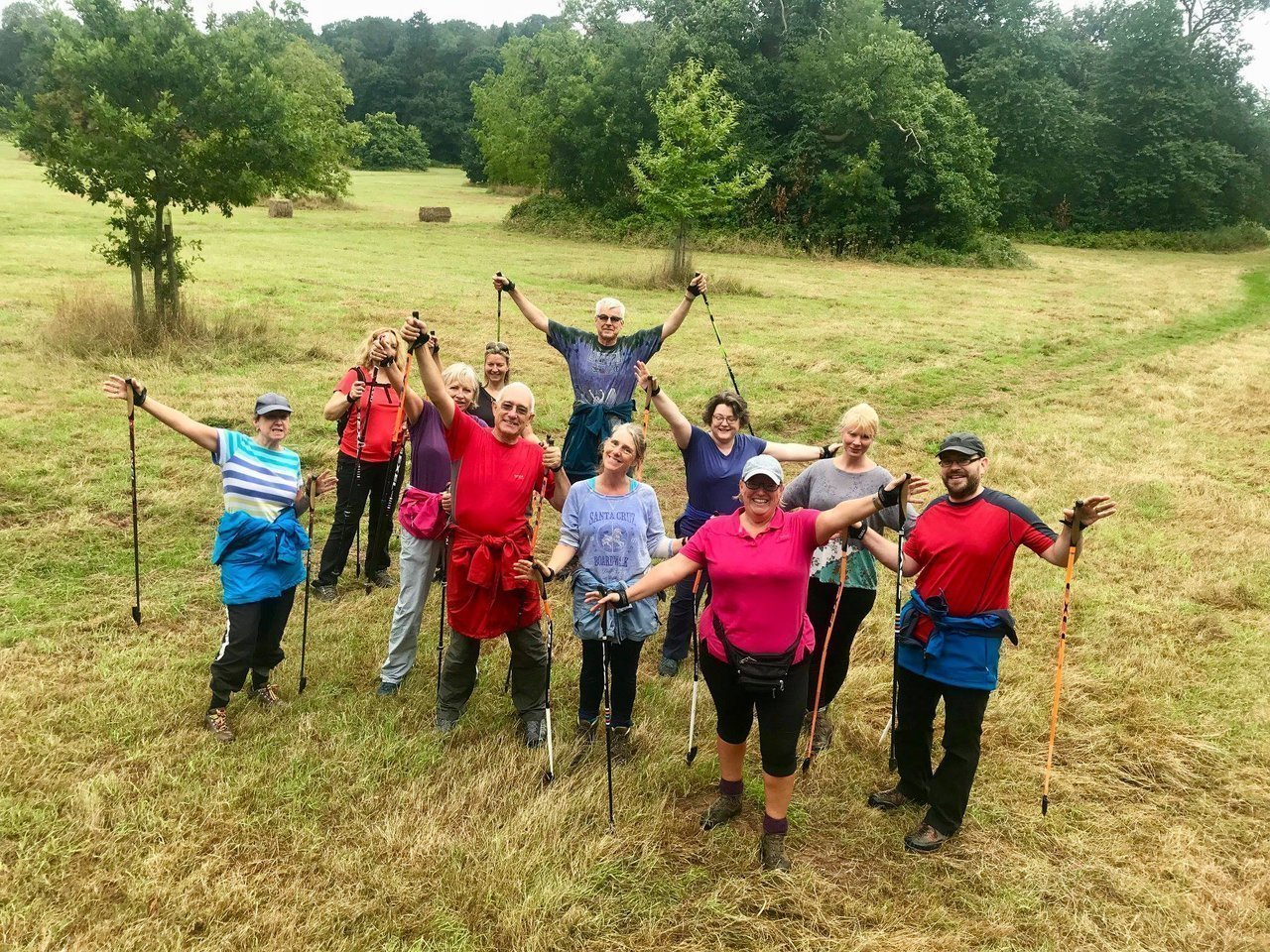 You are currently viewing How to get even fitter through Nordic walking