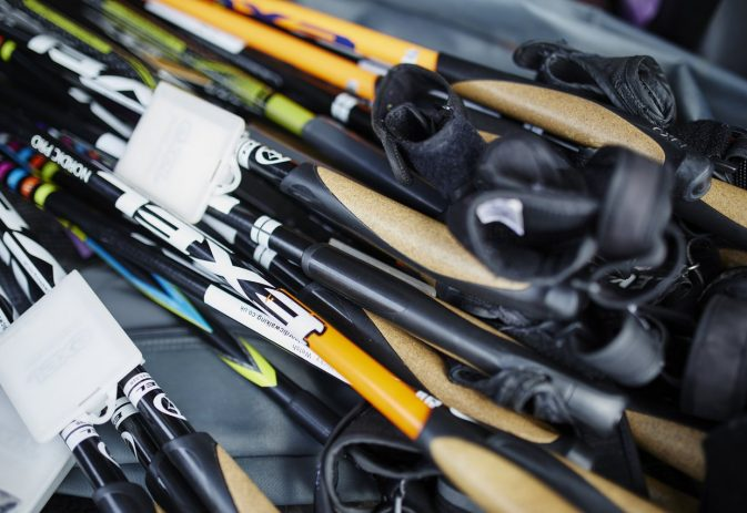 Top 5 questions on Nordic walking poles