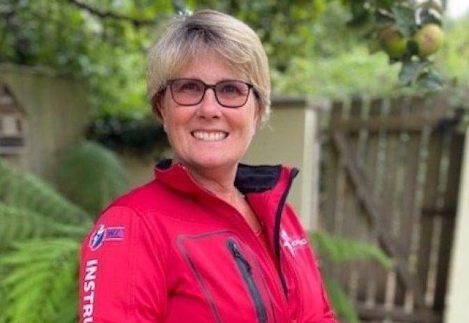 Lorna Mason – Why I started Nordic Walking