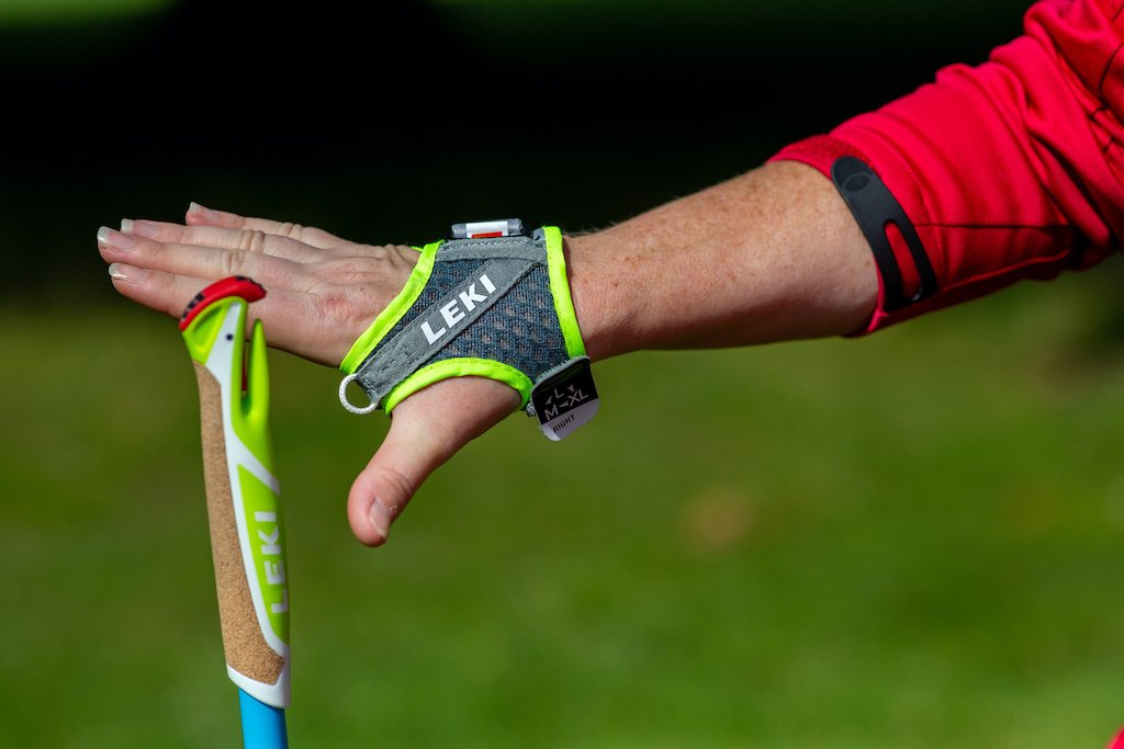 What's the difference between Nordic walking and trekking poles?