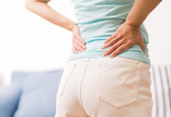 Nordic walking and back pain