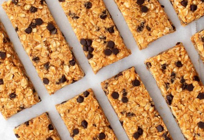 Healthy snacks for Nordic walking