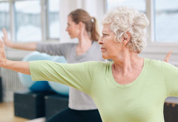 Stroke prevention, healthy bones and exercise
